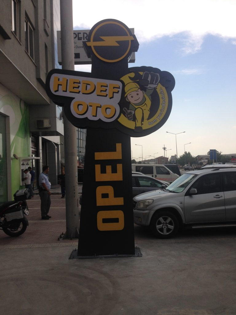 hedef oto